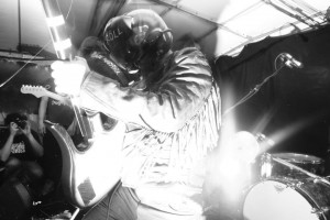 Atomic Suplex live at the Guilty Party Italian boat cruise